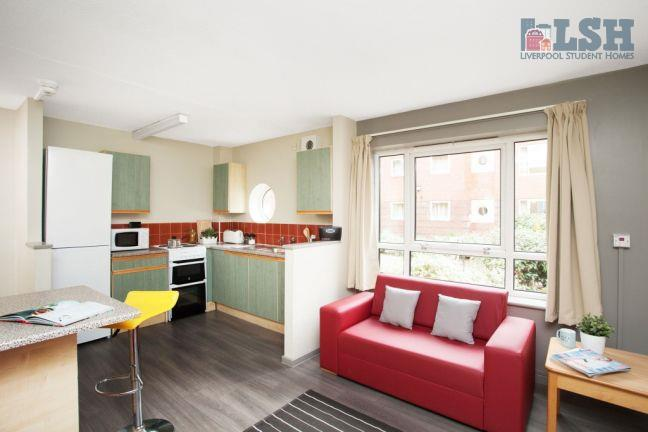 Official Student Accommodation In Liverpool